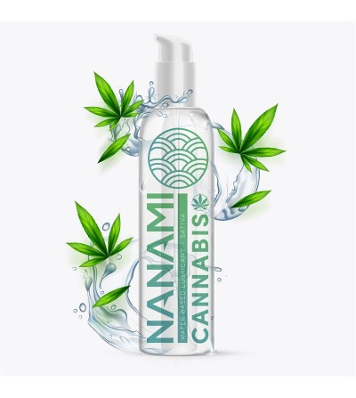 Nanami Water Based Lubricant Cannabis 150 ml