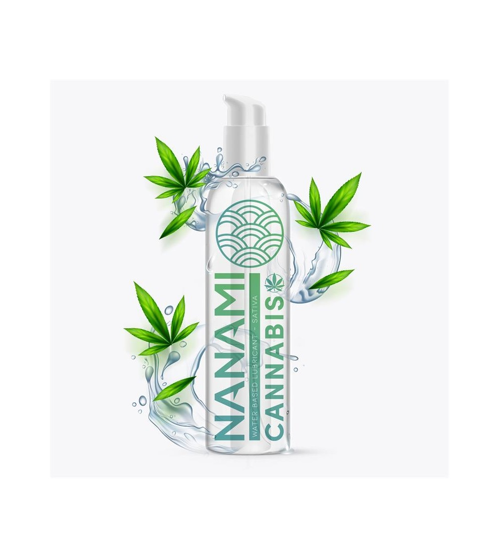 Nanami Water Based Lubricant Cannabis 150 ml