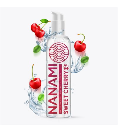 Nanami Water Based Lubricant Sweet Cherry 150 ml