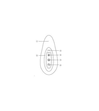 Masajeador Curve Fuchsia