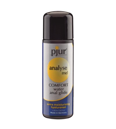 Pjur Analyse Me Lubricante Anal Comfort Glide 30 ml