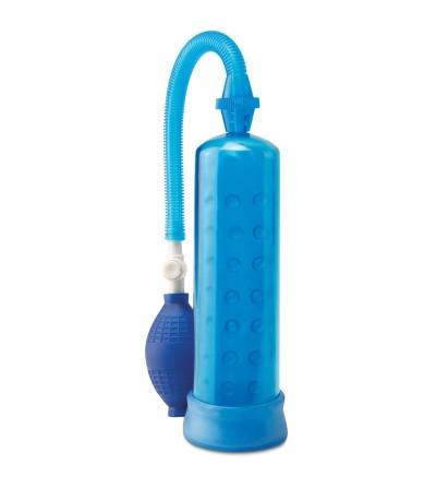 Pump Worx Succionador de Silicona Azul