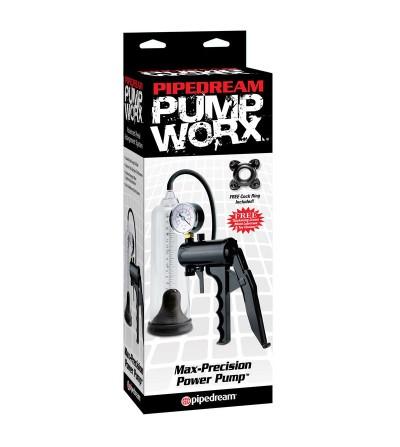 Pump Worx Succionador de Maxima Precision olor Negro