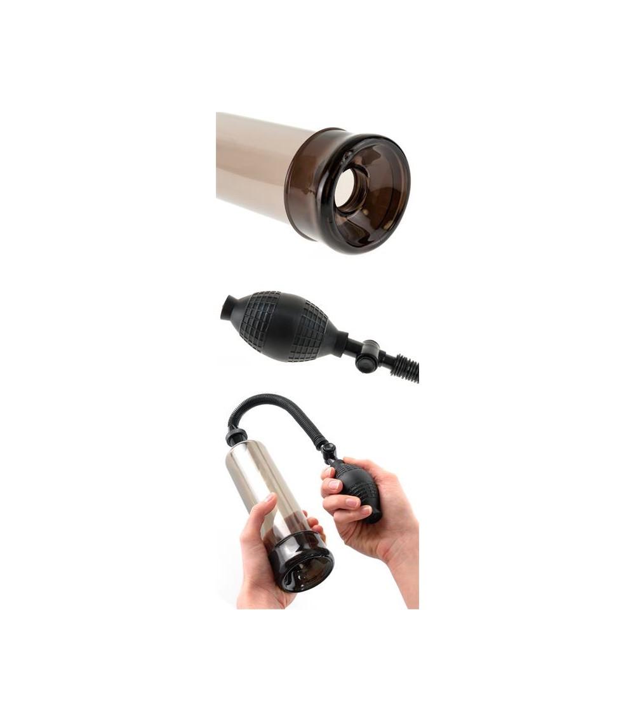 Pump Worx Succionador para Principiantes Color Negro
