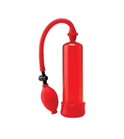 Pump Worx Succionador para Principiantes Color Rojo