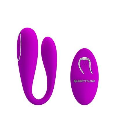 Vibrador para Parejas Algernon Control Remoto USB