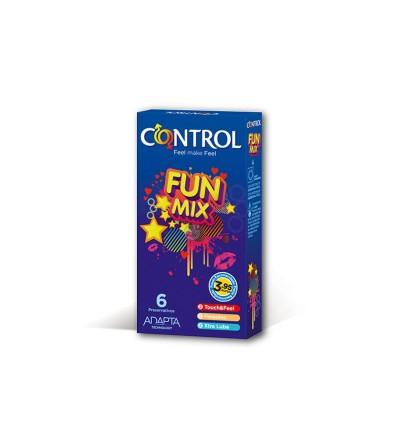 Preservativos Fun Mix 6 unidades