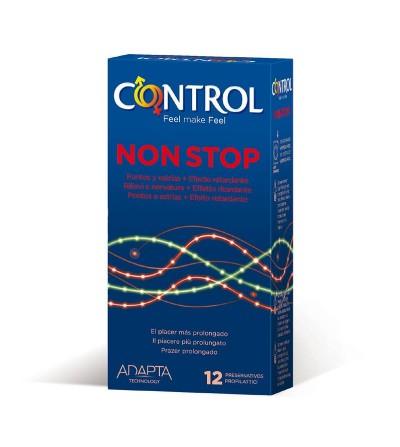 Preservativos Non Stop 12 unidades