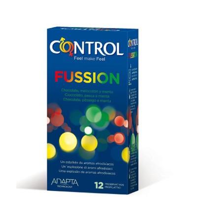 Preservativos Fussion 12 unidades