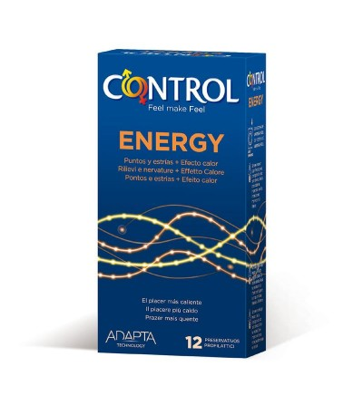 Preservativos Energy 12 unidades