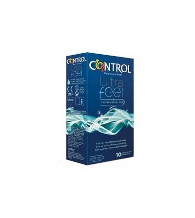 Preservativos Ultrafeel 10 unidades