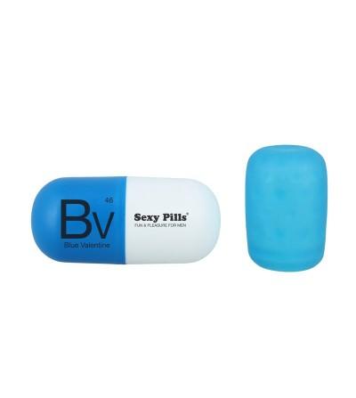 Masturbador Sexy Pills Blue Valentine