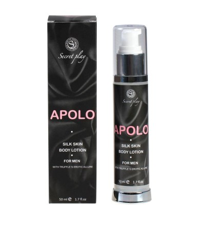Locion Piel de Seda Apolo For Men 50 ml