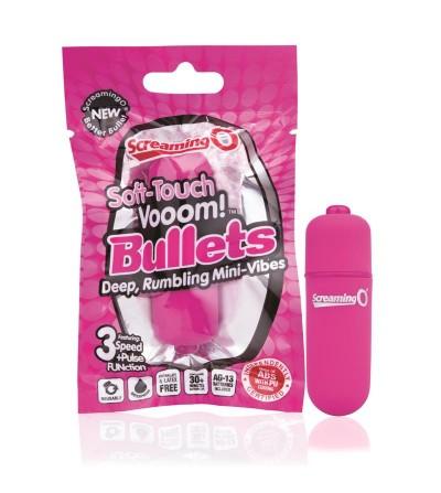 Bala Vibradora Soft Touch Color Rosa