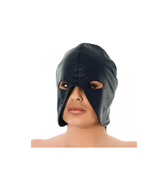 Mascara Media Cabeza Cuero Ajustable