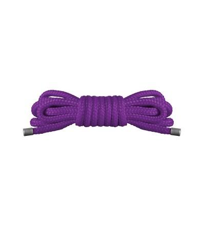 Shots Ouch Mini Cuerda Japonesa 15 m Purpura