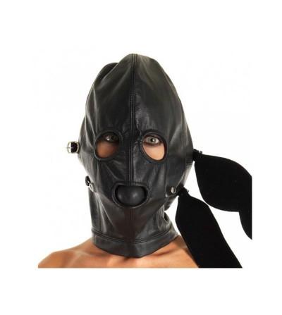 Mascara Cuero Ajustable