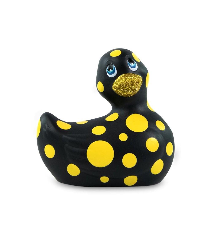 Estimulador I Rub My Duckie 20 Happiness Negro y Amarillo