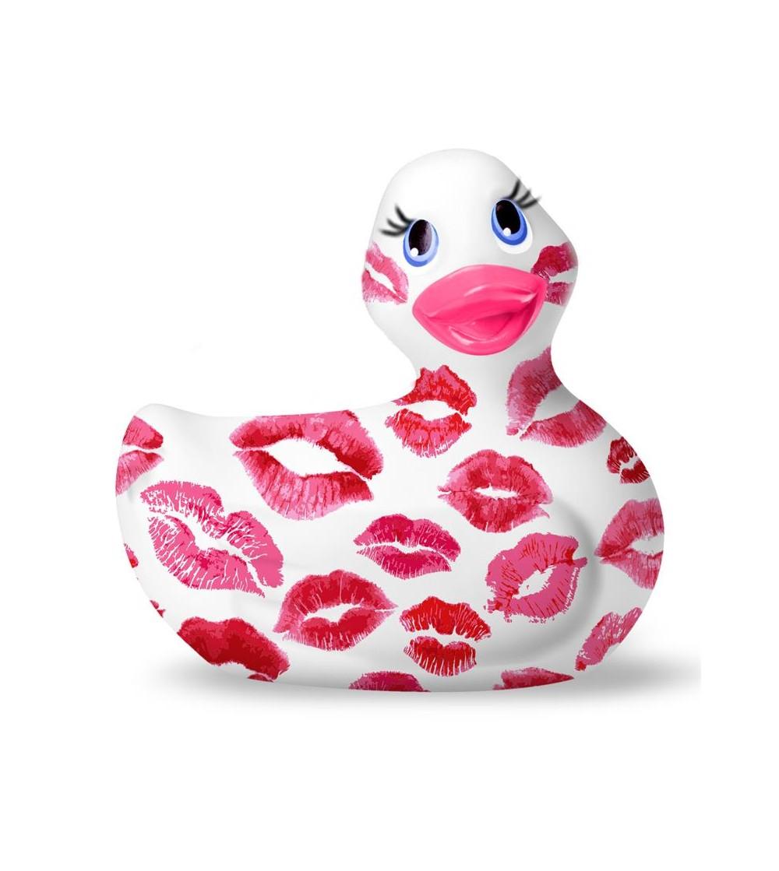 Estimulador I Rub My Duckie 20 Romance Blanco y Rosa