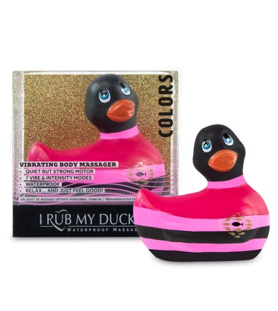 Estimulador I Rub My Duckie 20 Colour Negro
