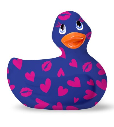 Estimulador I Rub My Duckie 20 Romance Purpura y Rosa