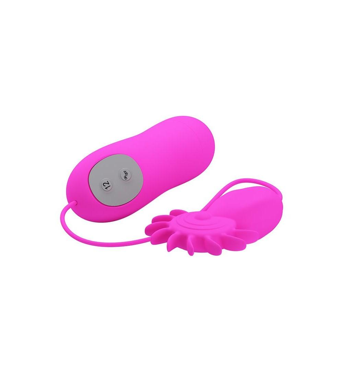 Pretty Love Vibrador Boris Color Rosa