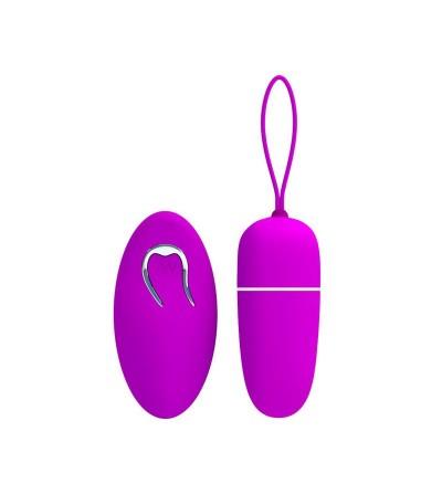 Pretty Love Huevo Vibrador Bradley Color Purpura