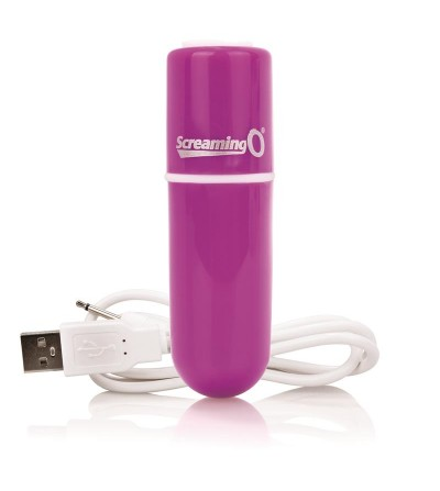 Charged Vooom Bala Vibradora Purpura