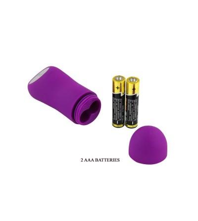 Baile Bala Vibradora Magic X20 Purpura