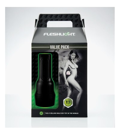 Fleshlight Vagina Rosa Original Value Pack