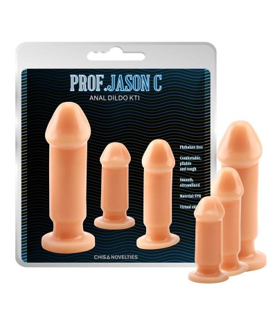 Kit Anal Prof Jason C T Skin Natural