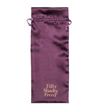 Fifty Shades Freed Come to Bed Vibrador de Conejito Recargable