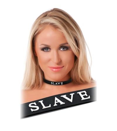 Rimba Latex Play Collar Slave