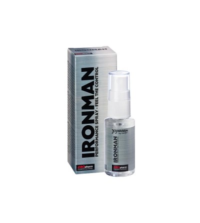 Joy Division Spray Vigorizante Ironman 30 ml