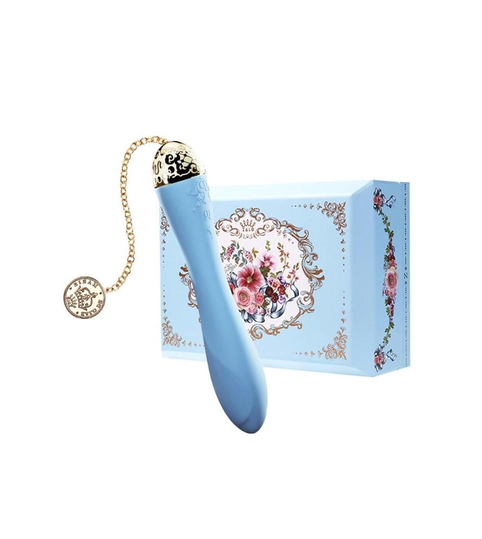 Vibrador Versailles Marie Con APP Color Azul