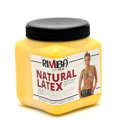 Rimba Latex Play Liquid Latex Amarillo