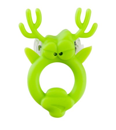 Shots S Line Beasty Toys Anillo Vibrador Rockin Reindeer