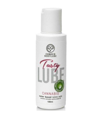 CBL Tasty Lube con Cannabis 100 ml