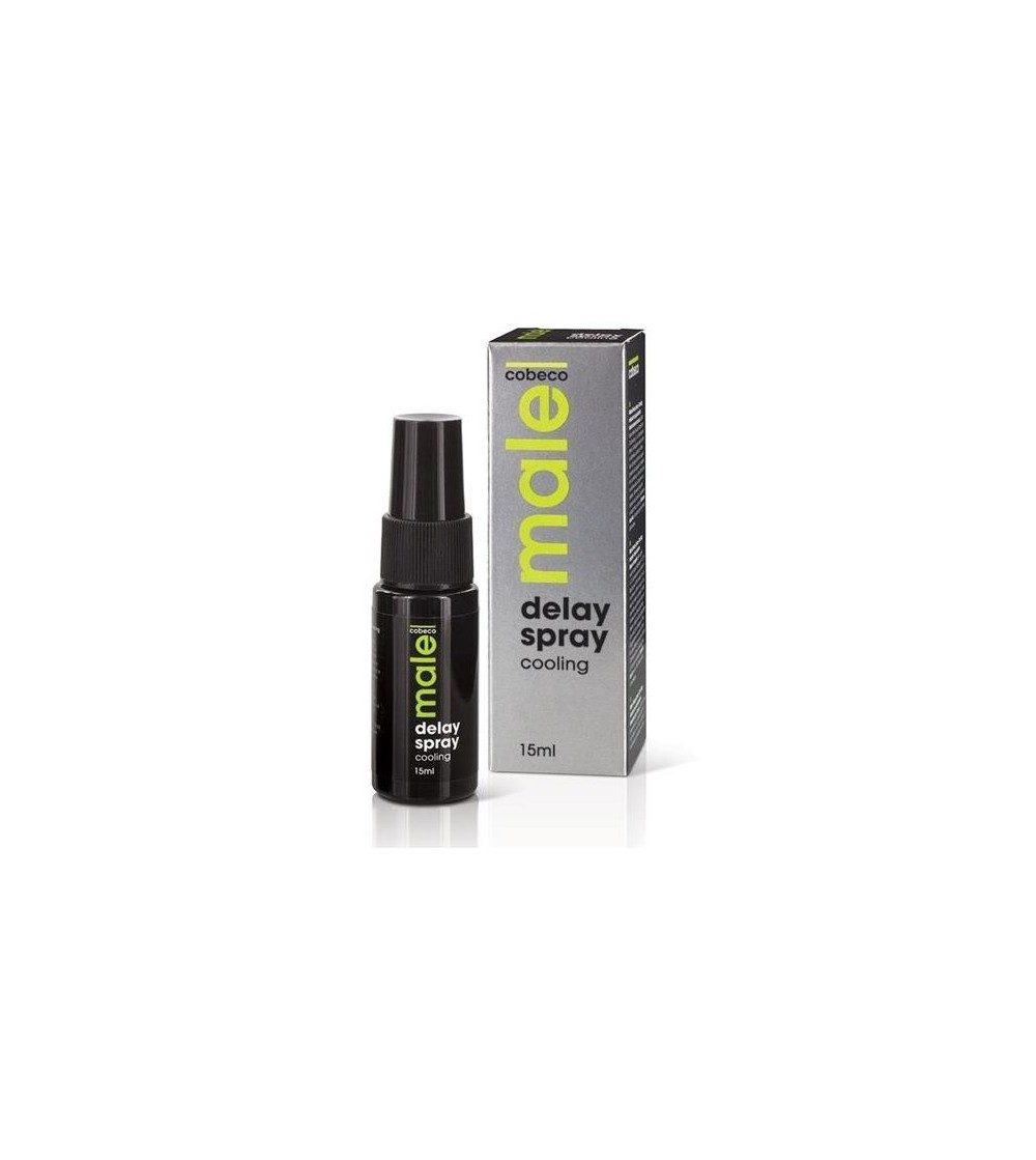 Male Spray Retardante Efecto Frio 15 ml
