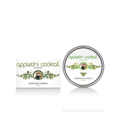 Vela de Masaje Appletini Cocktail 150 gr