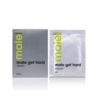 Male Monodosis Potenciador Ereccion Get Hard 6 x 4 ml
