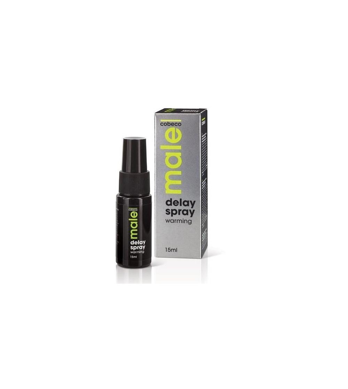 Male Spray Retardante Efecto Calor 15 ml