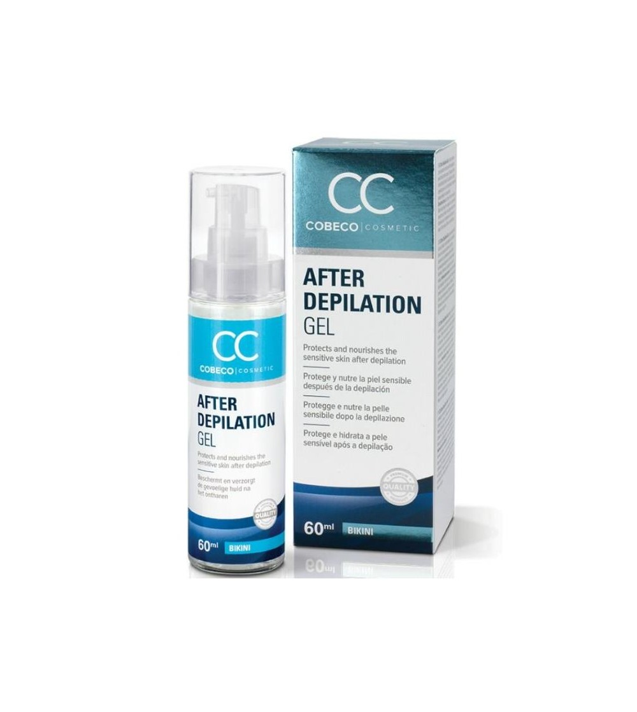 CC Gel para Despues de la Depilacion 60 ml