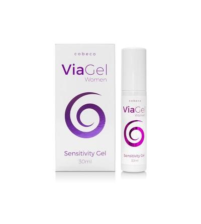 Gel Sensibilizante ViaGel Mujer 30 ml