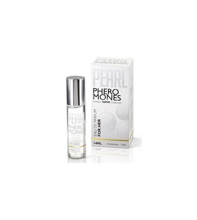 Perfume con Feromonas Femenino Pearl 14 ml