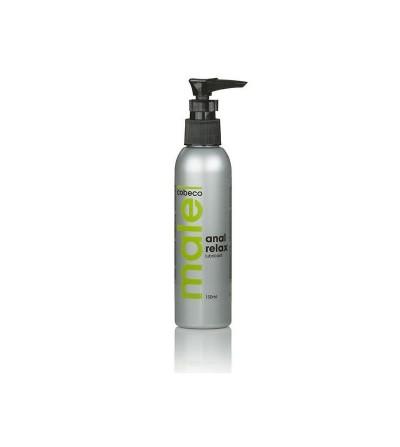 Male Relajante Anal Base Agua 150 ml