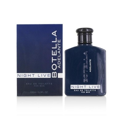Perfume con Feromonas Night Live Men 100 ml