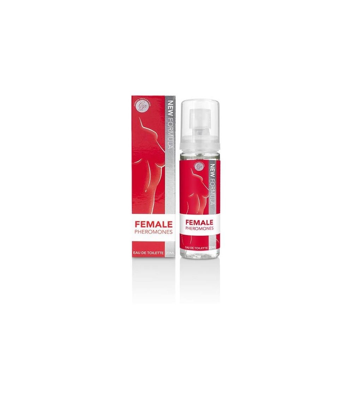 Perfume con Peromonas Femenino 20 ml