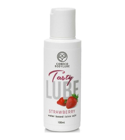 CBL Tasty Lube con Strawberry 100 ml