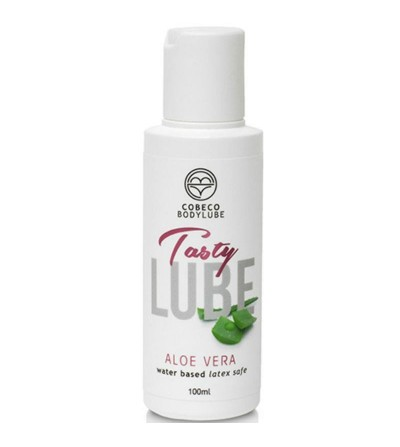 CBL Tasty Lube con Aloe Vera 100 ml